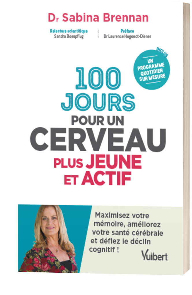 100 Days to a Younger Brain French Edition